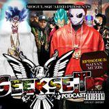 GeekSet: Episode 3: Saiyan Muzik