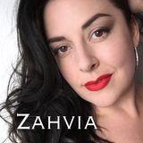 Zahvia
