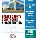 Nine year renovation of the Brazos County Courthouse is completed