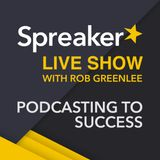 "SLS54: How-To Take Your Podcast To The Next Level with Spreaker ""Store"" Apps and Services"