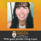 The Blissful Healer with Jennifer Ching Lopez