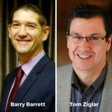 RR 220: Barry Barrett & Tom Ziglar