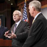 Cold War Radio - CWR#492 Lindsey Graham and Ron Johnson Slam RAISE Act