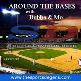 Around the Bases with Bubba & Mo EP83 - MLB Postseason Predictions with Casey Boguslaw