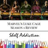 Ep 36: Luke Cage Season 1 Review | Pop Culture Sunday