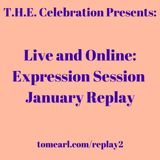 Defining Your Own Status Quo (January's Live and Online: Expression Session Replay)