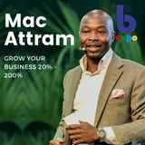 Mac Attram at The Best You EXPO