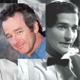 Jeffrey Weissman from Back To The Future 2 & 3 as George McFly