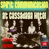Spirit Communication at Cassadaga Hotel | Dowsing & Ovilus Session | Podcast