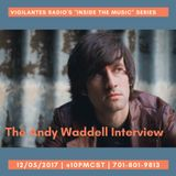 The Andy Waddell Interview.