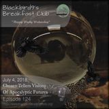Chosen Tellers Visions Of Apocalyptic Futures - Blackbird9 Podcast