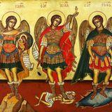 29 settembre. Santi Arcangeli