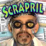 """Doctor I. M. Paranoid """"Scrapril 2017"""""""