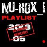 NU-ROX_! PLAYLIST 2018_05