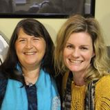 Caroline Cowley with Anna Watts - Spiritual Birthing