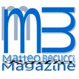 MATTEO BECUCCI RADIO MAGAZINE