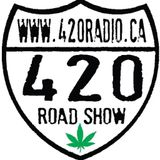 The 420 Road Show LIVE from the Toronto Global Marijuana March
