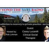 Casey Lucarelli: MSW, LSW  Helping teens find hope in recovery from addiction