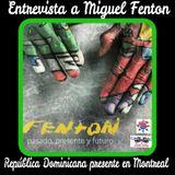 Entrevista Miguel Fenton Martinez