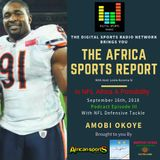Is NFL Africa a Possibility ?