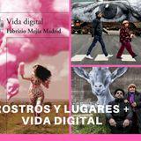VOLÁTil 4 ROSTROS Y LUGARES + VIDA DIGITAL DE FABRIZIO MEJÍA