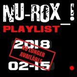 NU-ROX_! PLAYLIST 2018_02-15