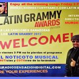 El NOTICOTO Musical/Las ganadoras del Latin Grammy 2017
