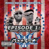 GeekSet: Episode 1: GEEKSET(Stan Lees's Town)