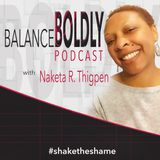 Balance Boldly Podcast for Women