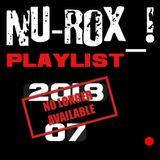 NU-ROX_! PLAYLIST 2018_07