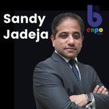 Sandy Jadeja at The Best You EXPO