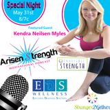 EDS Awareness Round-table - Arisen Strength Motivational Podcast