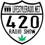 The 420 Radio Show with guest Fabian Henry from Marijuana For Trauma on LifestyleRadio.ca