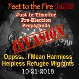 F2F Radio 181021 - Mob Invasion