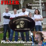 Mount Hope Paranormal On Filler
