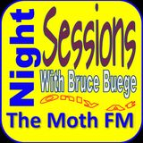 Night Sessions @ The Moth FM