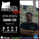 Shawn Flye of P.S.S.T