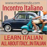 Incontro Italiano Podcast 360   Musica in Italia - Dialogo