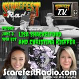 Lisa Shackelford and Christina Kieffer SF11 E28