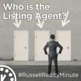 Who is the Listing Agent?