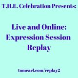 Live and Online: Expression Session Replay