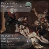 Logic Fallacies Poison Greek Truths - Blackbird9 Podcast