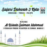 Safari Dakwah - Ustadz Salman Mahmud