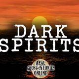 Dark Spirits   Haunted, Paranormal, Supernatural