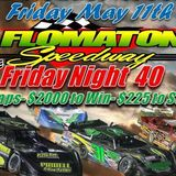 Friday Night 40 Race Coverage with the National Late Model Super Car Series from Flomaton, AL Speedway!!