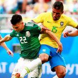 El podcast del Brasil 2 - México 0