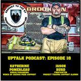 UpTalk Episode 15: Katherine Pomerleau & Jason Burd