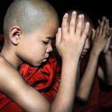 Stamattina meditiamo per tutti i bambini del mondo❣️