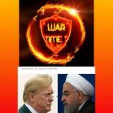 Trump Talks War!