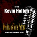 Kevin Holton - Kaiju horror and coffee